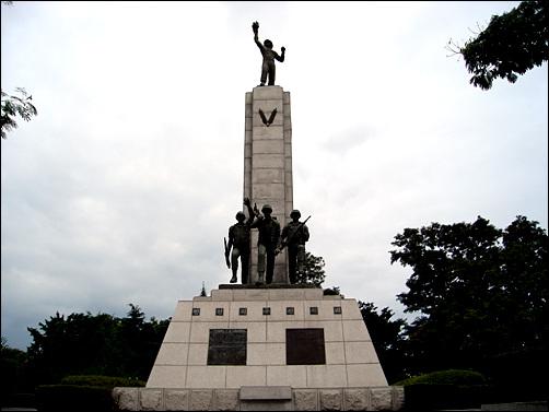 인천지구전적기념비