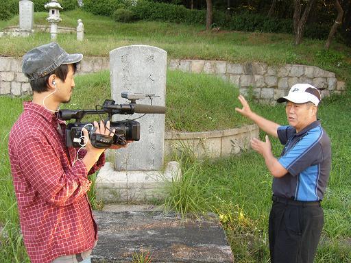 하남미사지구 주민대책위 부위원장 선조 묘지
