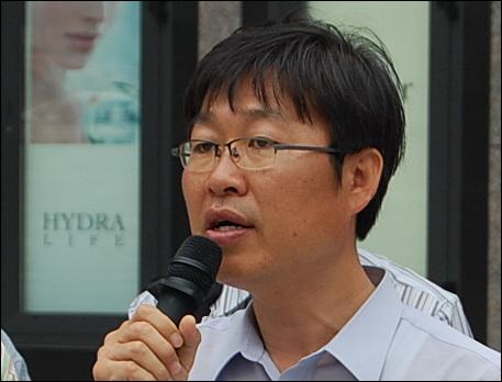 신규철 대형마트규제와소상공인살리기 인천대책위 집행위원장