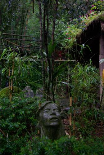 탐아완 마을 곳곳에선 이런 풍경들이 펼쳐진다.