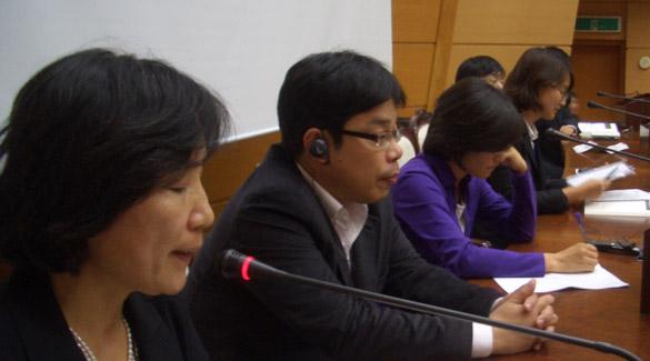 2009 소셜디자이너 한일 워크숍 30일 희망제작소 주최로 서울 조게사 불교문화역사기념관에서 열린 '2009년 소셜디자이너 한일 워크숍'에서 사회혁신에 대한 다양한 아이디어가 제시됐다.