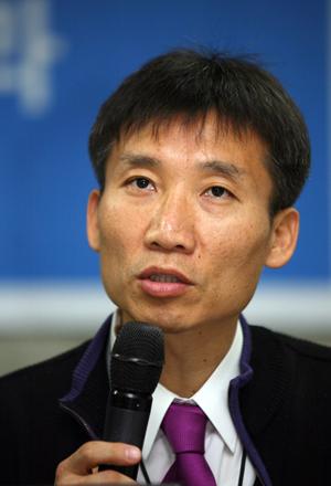 이상규 민주노동당 서울시당 위원장