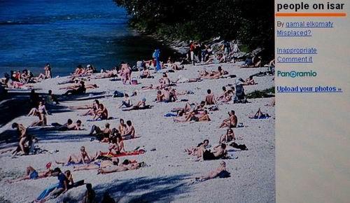 되살아난 이자강을 즐기는 독일 뮌헨 시민들 수로에서 여울과 모래섬으로 회복되자 이자강을 찾아 즐기는 사람들로 북적입니다. 여러분이 구글에서 직접 확인해보세요.