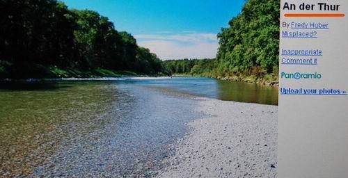 강이 살아나자 자갈과 모래와 여울이 자연스레 형성되고 있습니다.  투어강 살리기 공사 후 자갈과 모래섬이 자연스레 살아나고 있습니다.