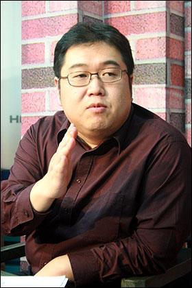 시사평론가 김용민씨