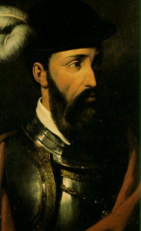 프란시스코 피사로 스페인 정복자로서 잉카를 정복하고 약탈하였다. 하지만 결국 자신의 부하의 손에 의하여 암살되어 최후를 맞이하였다.