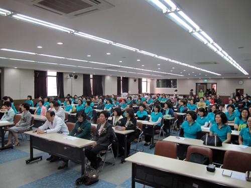 지난 4월 6일 보건의료노조 국립중앙의료원지부가 출범식을 진행했다.