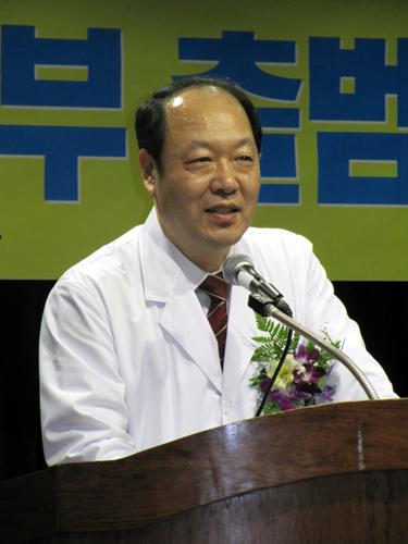 이홍순 국립중앙의료원 진료부원장