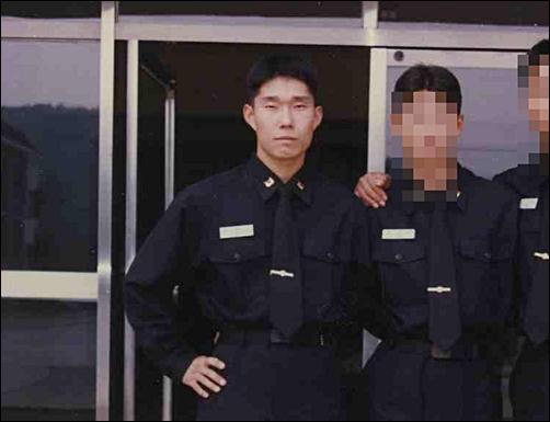 천안함 승조원 고 민평기 중사