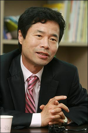 김승환 전라북도 교육감 예비후보.