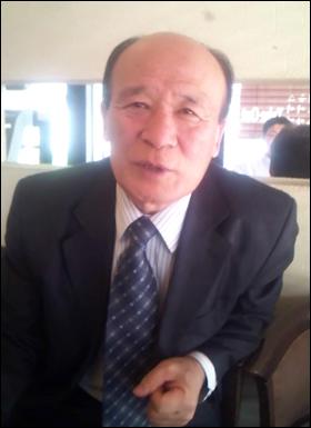 김충립 전 특전사 보안반장.
