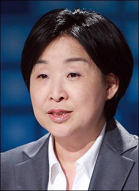 6.2 경기도지사 선거에 출마한 심상정 진보신당 후보.