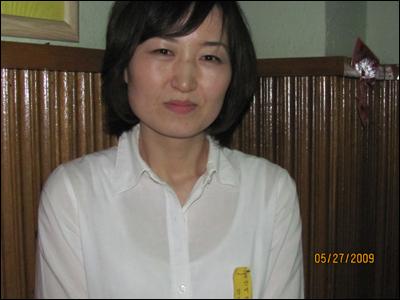 """양동여중 1학년 1반 담임 김은하 선생님 """"이런 아이들을 두고 어떻게 교단을 떠나란 거죠?"""""""
