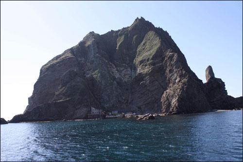 서도 독도의 서쪽 섬