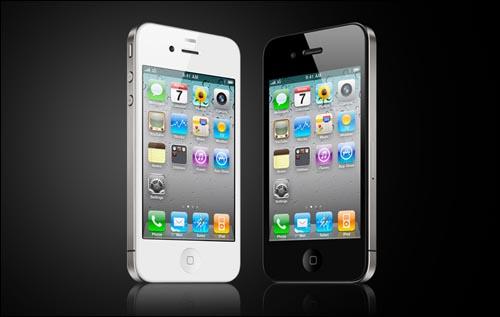 애플 아이폰4