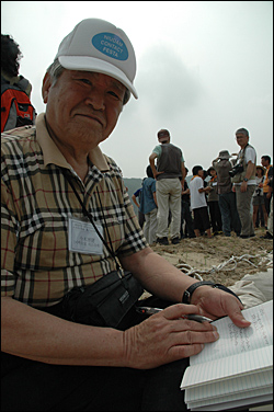이마모토 히로타케(今本博鍵) 교토대학교 명예교수.