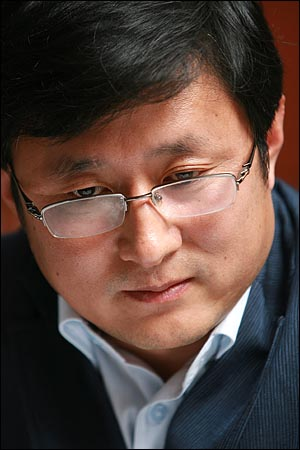 김성환 노원구청장.