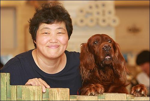영화 '우리 생애 최고의 순간'을 만든 감독이자 동물보호시민단체 '카라'(KARA) 대표로 있는 임순례 감독.