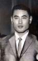 젊은날의 앙드레 김.