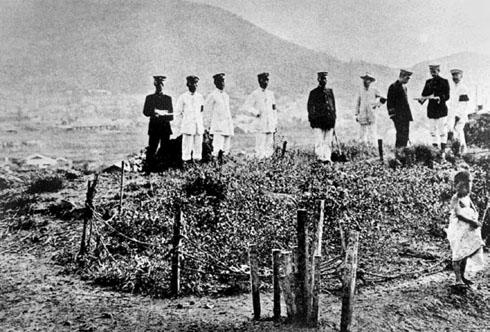 일제의 토지조사사업 일제는 병탄 후 1910년부터 1918년까지 조선 토지조사사업을 벌였다.