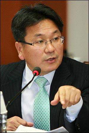민주당 강기정 의원