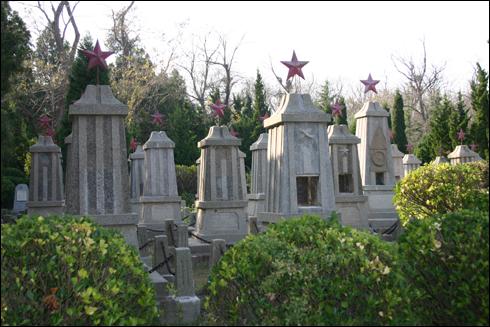 러시아군 묘지