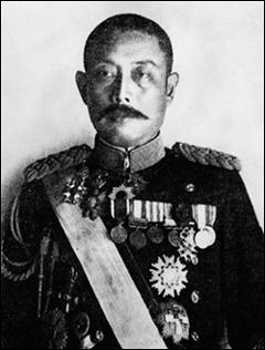 아카시 모토지로 일본군 헌병대장