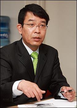 군사평론가 김종대 D&D focus 편집장.