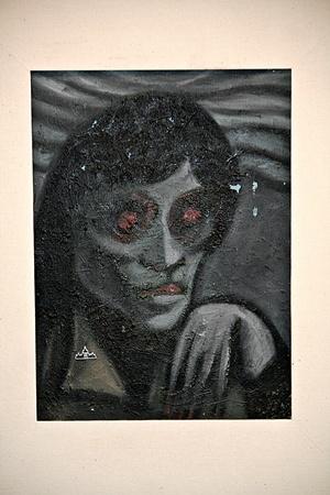 이진우, 1984 '자화상'