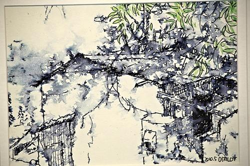 이진우, 2010 '열우물 풍경'