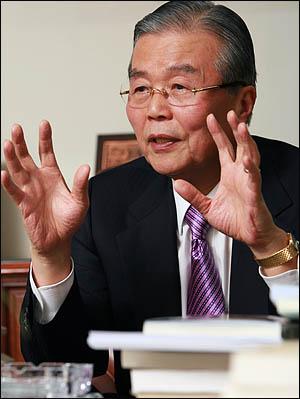 김종인 전 청와대 경제수석