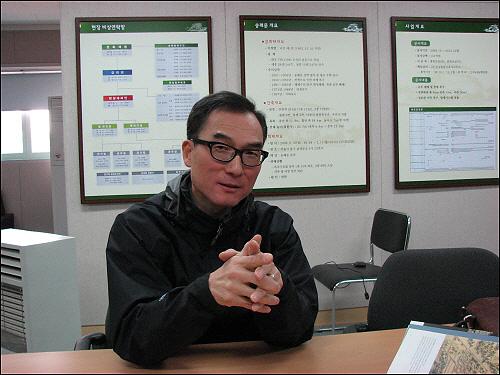 세계유산 창덕궁 최종덕 전 창덕궁 관리소장과의 인터뷰