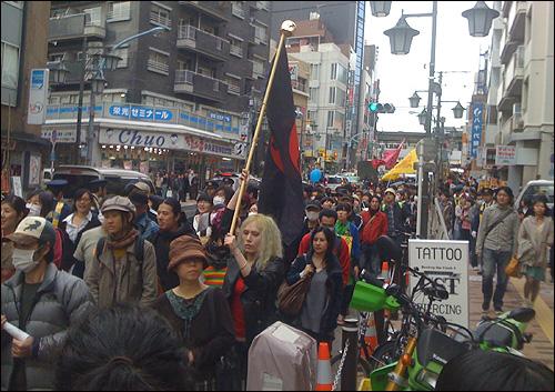 코엔지 원전 반대집회