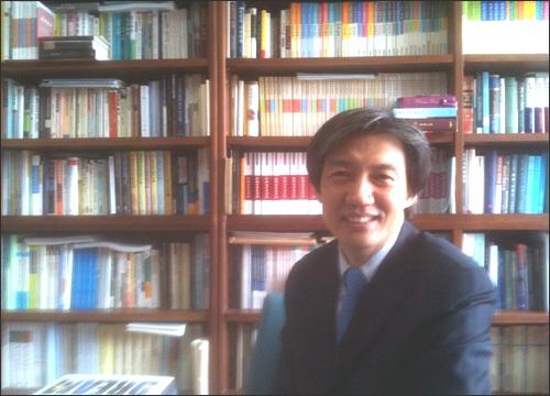 조국 서울대 교수.