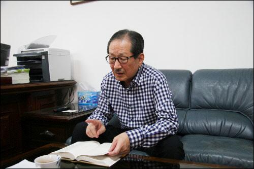 홍성우 변호사는 우리나라의 대표적인 1세대 인권변호사이다.