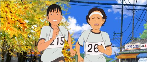 한국 애니메이션 <소중한 날의 꿈>은 기획부터 제작, 완성까지 총 11년의 시간이 걸린 작품으로 작화 수는 무려 10만장에 달한다.