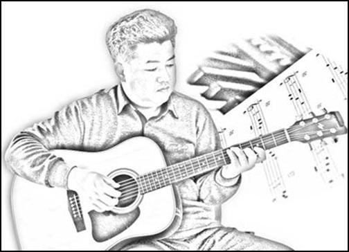 통기타와 남편의 꿈 남편은 한때, 빼어난 기타리스트가 되는 게 꿈이었지요. 중학교 시절부터 배우고 익힌 통기타 연주 솜씨가 매우 뛰어나답니다. 오늘 저는 남편 자랑하는 팔불출이 되는 날이랍니다. 너그럽게 봐주세요.^^