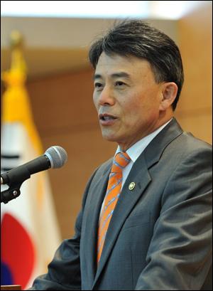 박연수 소방방재청장
