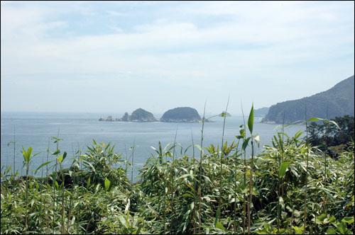 여차도 거제도 남부면 여차마을 앞에 있는 섬으로, 뒤쪽으로는 대소병대도가 있다.