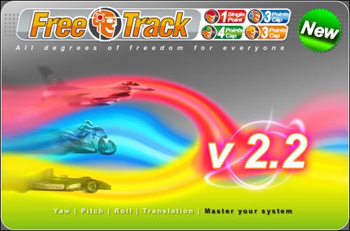 '프리트랙' 소프트웨어. 무료 공개 프로그램으로, 머리를 움직여 컴퓨터를 통제할 수 있다.