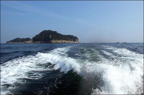 외도 거제도 최고의 여행지 외도. 한 해 100만 여행자가 이 섬을 찾고 있다.