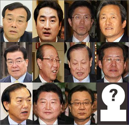 성폭력과 여성비하발언으로 이슈가 된 정치인과 공무원들    국민들은 한국사회에서 정치인 등 유력인사들의 성폭력 사건을 더 이상 보고싶어하지 않을 것이다. 이들의 앞으로의 행보가 주목된다.  (원본사진 출처: 이강수 군수- 뉴시스 / 그 외- oh my photo)