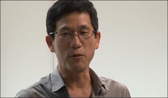 지난 28일 저녁 서울 상암동 오마이뉴스 본사 대회의실에서 <진중권의 서양미술사 - 모더니즘 편> 저자와의 대화가 열렸다.