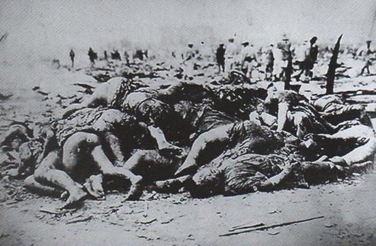 1923년 관동재진재 학살된 조선인들의 숫자는 6천 6백여 명이나 된다. 이런 역사에 대한 진상규명 없이 어찌 제대로 된 역사를 말하겠는가?