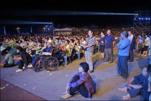 2011 연변의 여름, 중국두만강문화관광축제