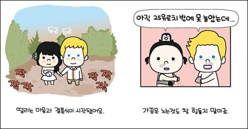 만화 'Penguin loves mev'