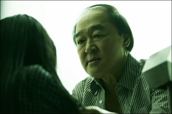영화<도가니>의 한 장면.
