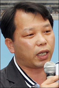 오성규 전 시민사회단체연대회의 운영위원장.