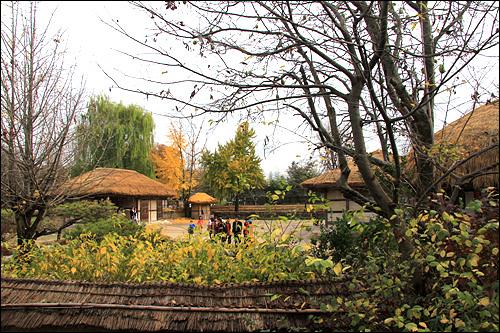 월매의 집 남원 광한루원 원내에 자리하고 있는 월매의 집 전경