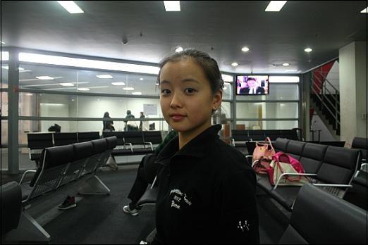 민유라 선수는 자신의 스케이팅이 '패션'이라고 말한다